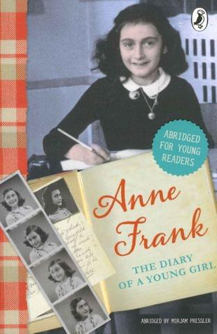 THE DIARY OF ANNE FRANK ABRIDGED FOR YOUNG READERS