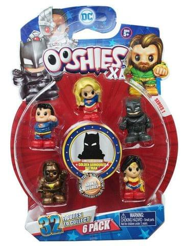 DC OOSHIES XL - 6 PACK