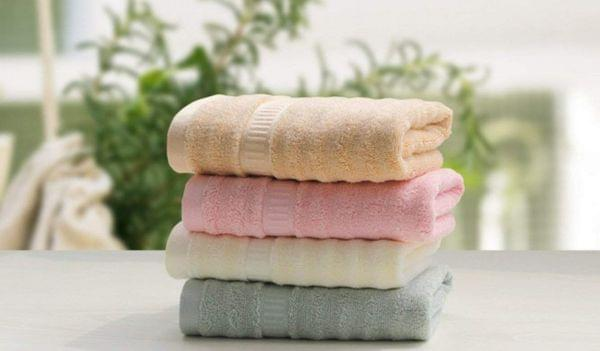 Sports Towel Pack of 3 (Olive Green, Cream, Pink)