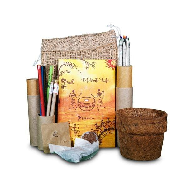 Mega Plantable Stationery Gift Box