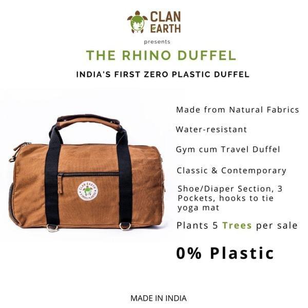 Rhino Duffel