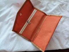 Zari Lace Jute bag – 1 Pc