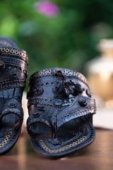 Premium Shahu kolhapuri Design Men's Kolhapuri Chappal